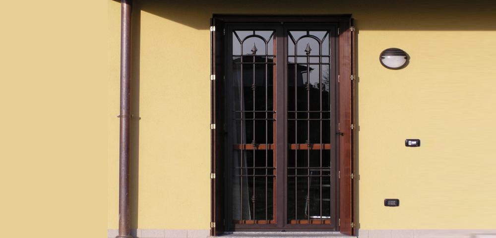 Produzioni metal system - Grate per finestre ...