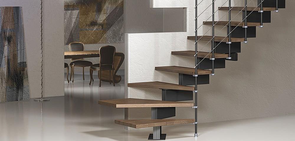 Produzioni metal system - Scale interni design ...